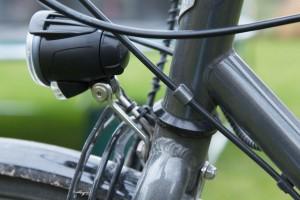 Details: Zugführung, VSF Fahrradmanufaktur T900